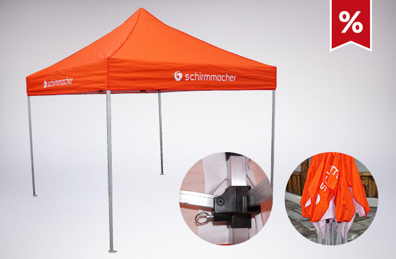 SALE: Pop-up gazebos at affordable prices!