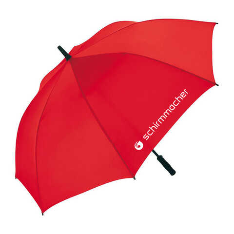 Umbrella from outside